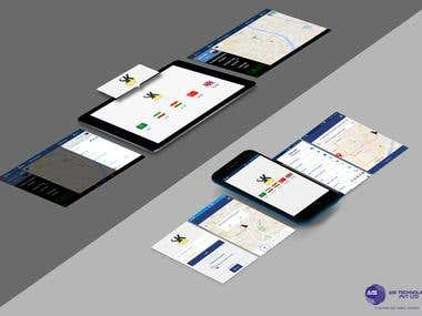 Taxi Booking and Dispatch Solution: iOS, Andrid and Web