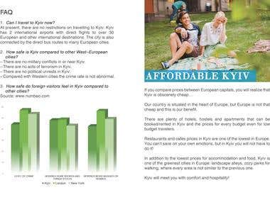 "4-fold brochure ""Safe and Nice"""