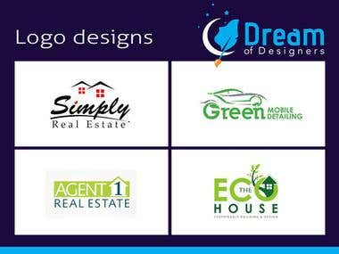 Logo Design By Dreamofdesigners