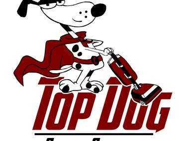 Top Dog Carpet Cleaning Design 1