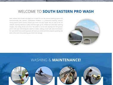 South Eastern Pro Wash