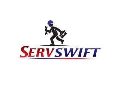 LOGO - Serv Swiftt.