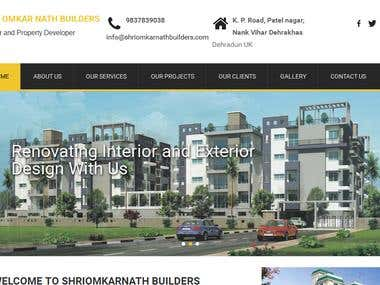 Shriomkarnath Builders
