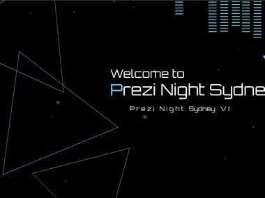 Prezi Night Sydney VI