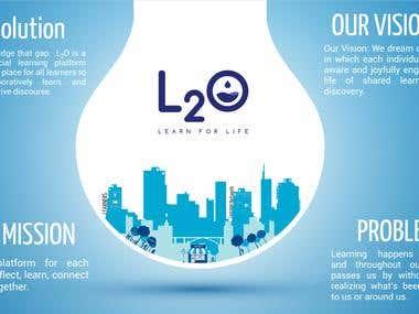 Prezi design for l2o.com