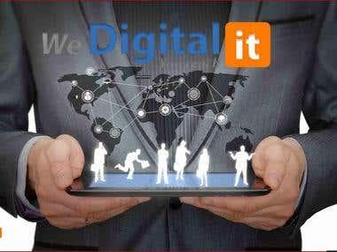 Company Profile of wedigitalit.com