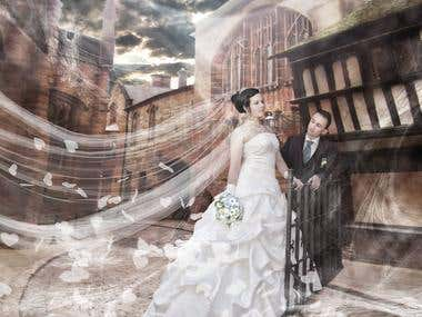 Wedding Art Retouch