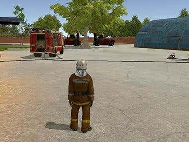 tactical multiplayer education simulator
