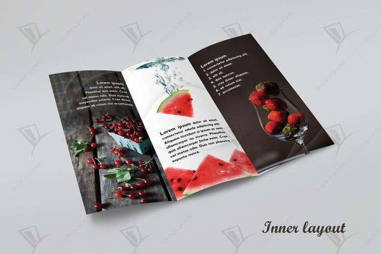 Brochure for Fruit Seller/Distributor/Importer/Exporter | Freelancer