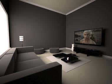 3D Rooms