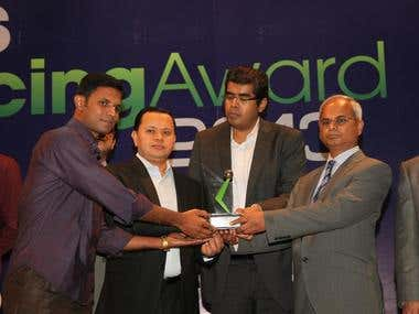 Outsourcing Award 2013