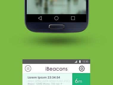 Design Koor Mobile Application