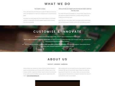 Website - Atmos Studios