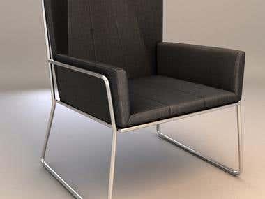 3d Furniture II
