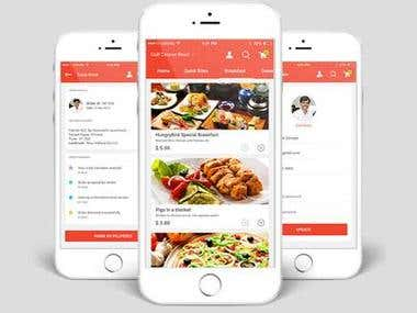 HungryBird - Food Order App