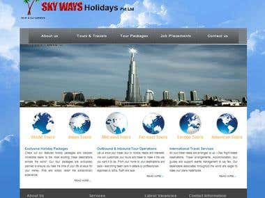 Travel and Tours Portal