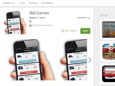 https://play.google.com/store/apps/details?id=com.iBidGames