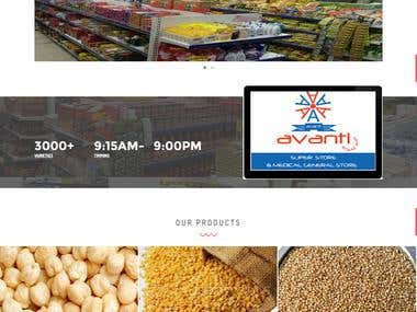 Avanti Low Price The Best Super Market Store