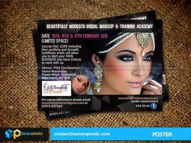 Leaflet/Poster Design