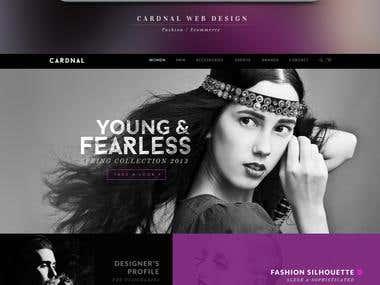 Cardnal Web Design