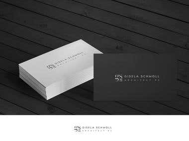 High End Luxury Architect Logo Design 2016