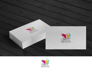Food & Sweets logo Design