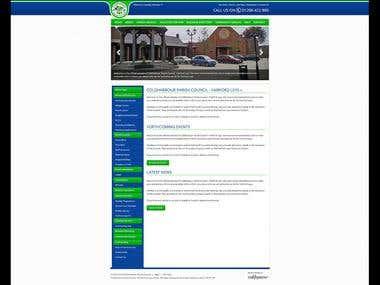 Coldharbour Parish Council