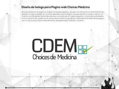 Logo Design for CDEM