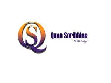 Quen Scribbles Pvt. Company Logo