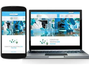 Web Design/ Development - Wordpress