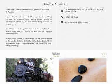 Online Hotel Booking Website