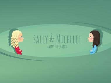 Sally & Michelle