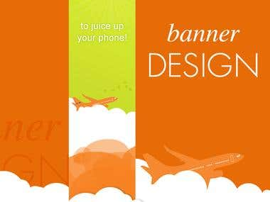 Mango Airlines - Mobisite, Banner & Newsletter Design