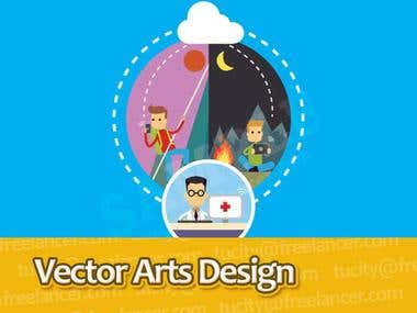 Vector Arts Design