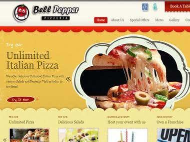 Bell Pepper Pizzeria