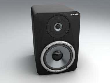 Speakers M-Audio