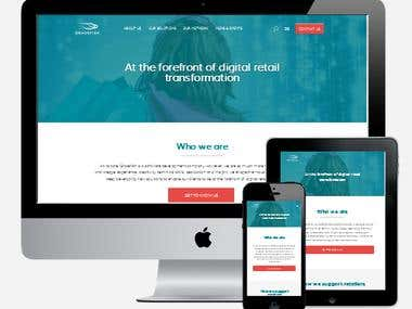 Pixler - Wordpress Divi Theme PSD To wordpress By DIVI theme