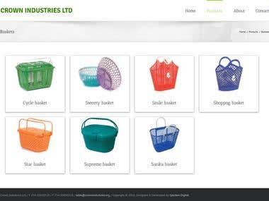 Pre E Commerce site