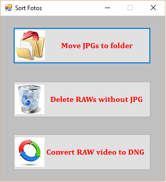Simple Photo Video Converter