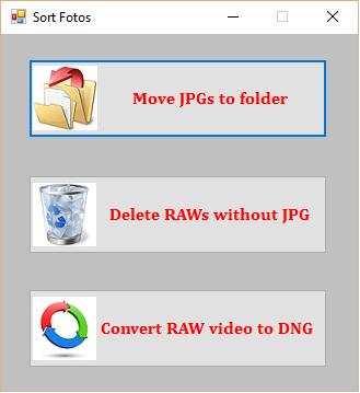Simple Photo Video Converter