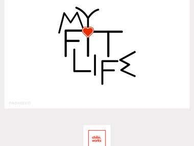 Logo Design - It's My Fit Life
