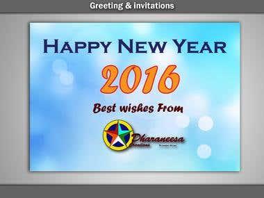 New year from Dharaneesa
