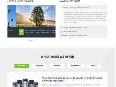 Aryahost   hosting services  website