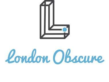 Logo for London Obscure