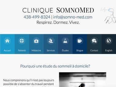 HTML/CSS Website