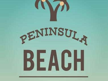 Beach Resort Logo #1