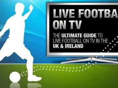 Live Football On TV - Android App