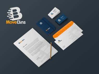 MoveBins brand
