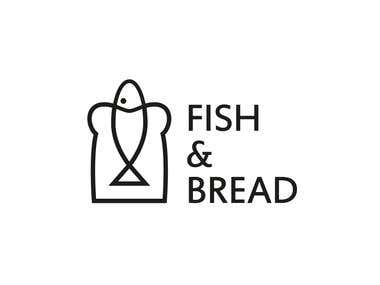 Logotype for Fish and Bread