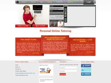 Private Tuition Portal
